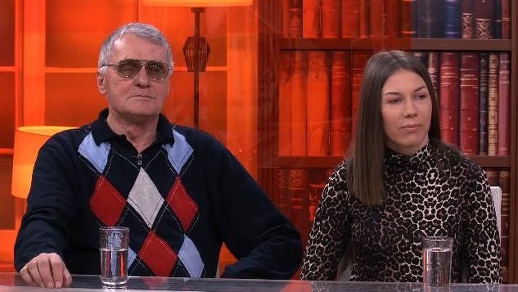 Beda Usia 53 Tahun, Pasangan Ini Seperti Kakek dan Cucu