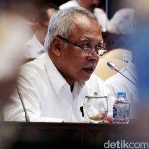 5 Tahun di Kabinet Jokowi-JK, Menteri PUPR Ogah Pakai WA
