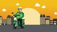 Auto Translate Saat Chat di Aplikasi Ojol Bikin Auto Ngakak