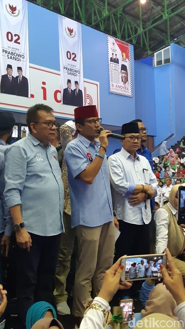 Sandiaga Janji Bangun Wisata Religi di Jakarta Utara