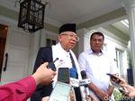 Jokowi-Maruf Kenalkan Kampanye Model Baru dengan Hologram