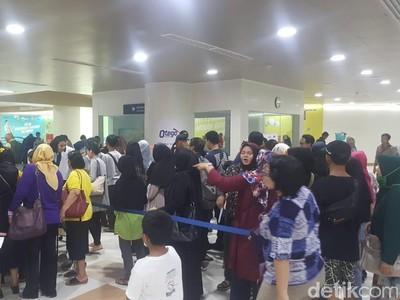 Foto: Antusiasme Traveler Mencoba MRT Jakarta