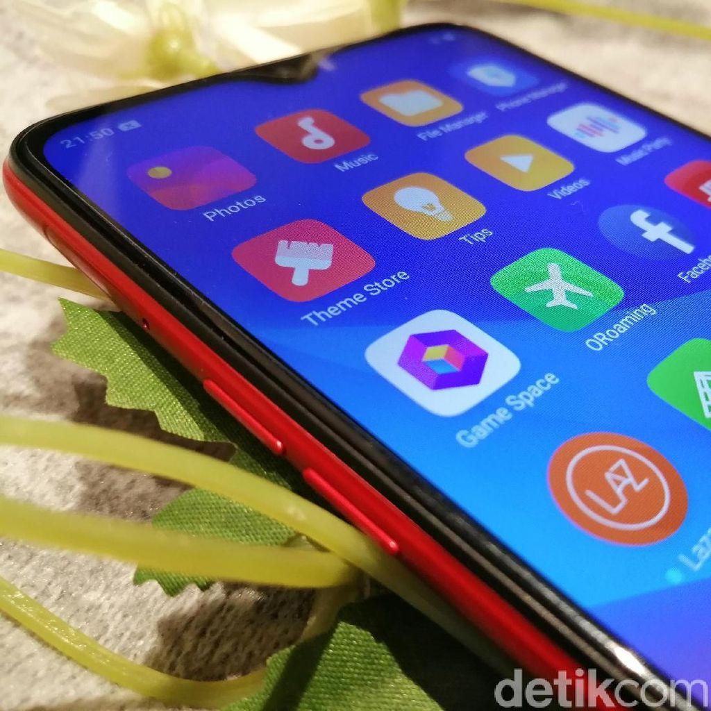 Sosok Oppo A5s, Ponsel Baterai Besar Harga Sejutaan