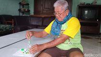 Cerita Kakek di Magetan Lebih Sehat karena Racikan Daun Kelor