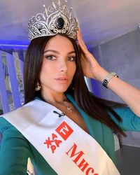 Miss Moscow 2018.