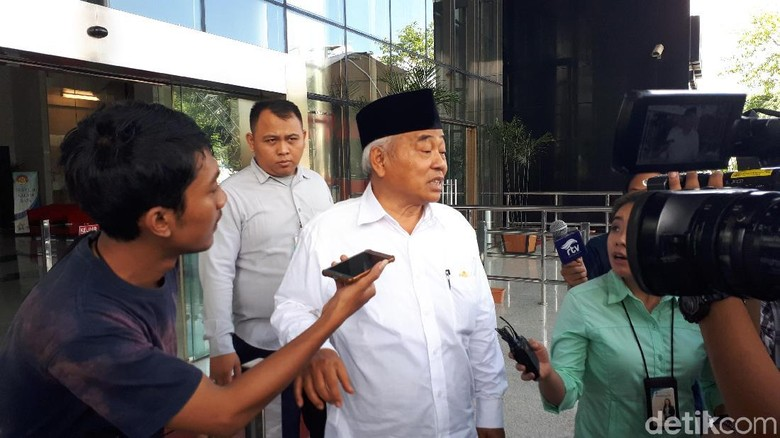 KPK Periksa Kiai Asep Saifudin Chalim Jadi Saksi Suap Romahurmuziy