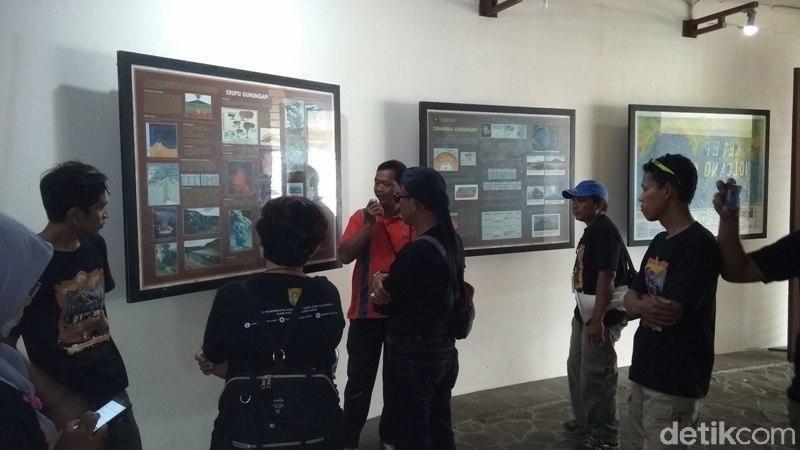 Destinasi wisata di Kabupaten Magelang, selain Candi Borobudur adalah Ketep Pass. Selain berwisata, di sini bisa belajar tentang Merapi. (Eko Susanto/detikcom)