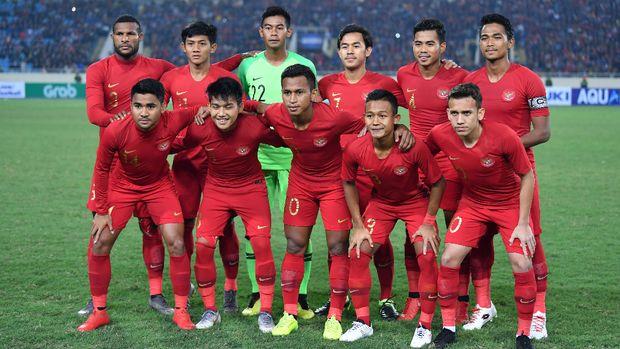 Timnas Indonesia U-23 mengincar kemenangan pertama saat melawan Brunei.