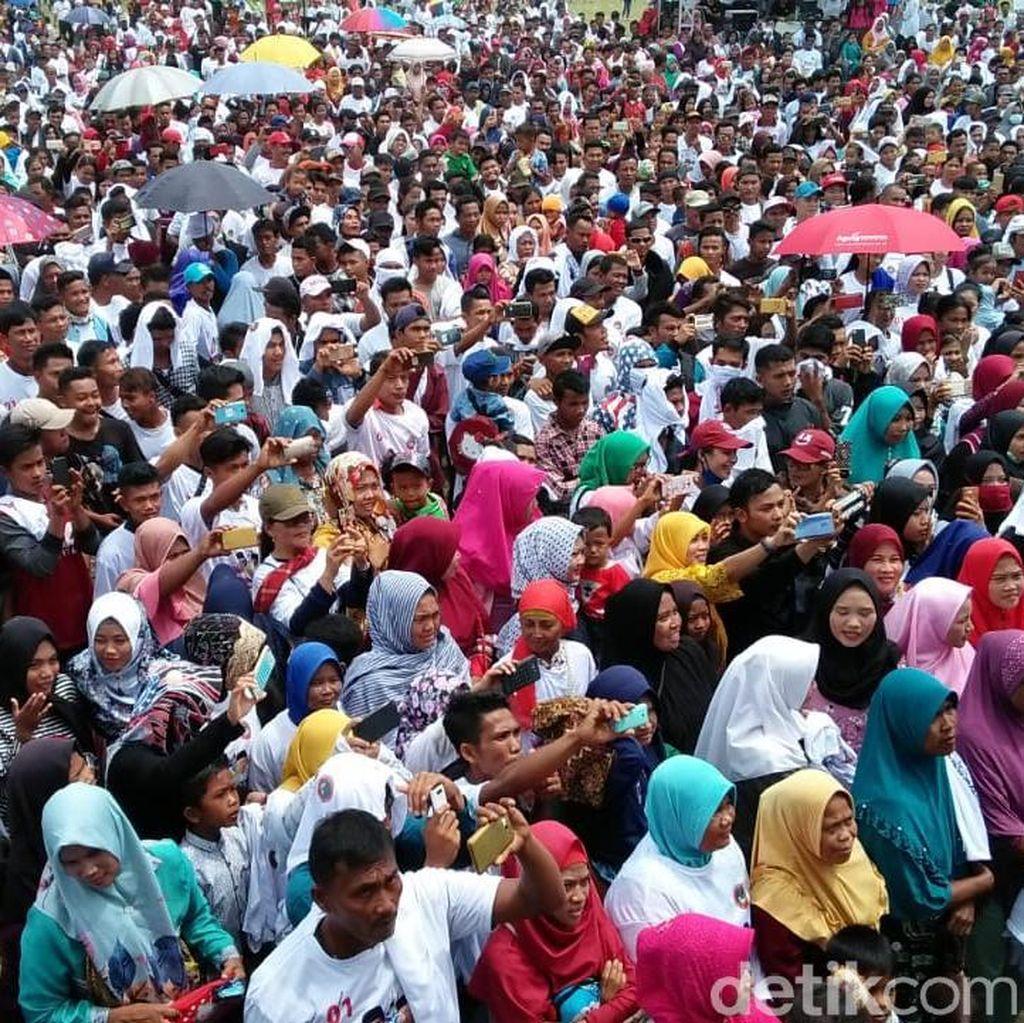 Deklarasi Dukung Jokowi-Maruf Digelar di Rokan Hulu Riau