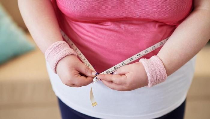 Obesitas rentan alami penyusutan otak. (Foto: iStock)
