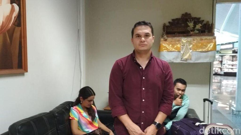Bawa Peluru di Koper, WN Meksiko Ditangkap di Bandara Ngurah Rai