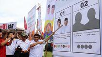 Relawan Jokowi: Tak Mudah Menang di Banten, Bak Madrid vs Barcelona