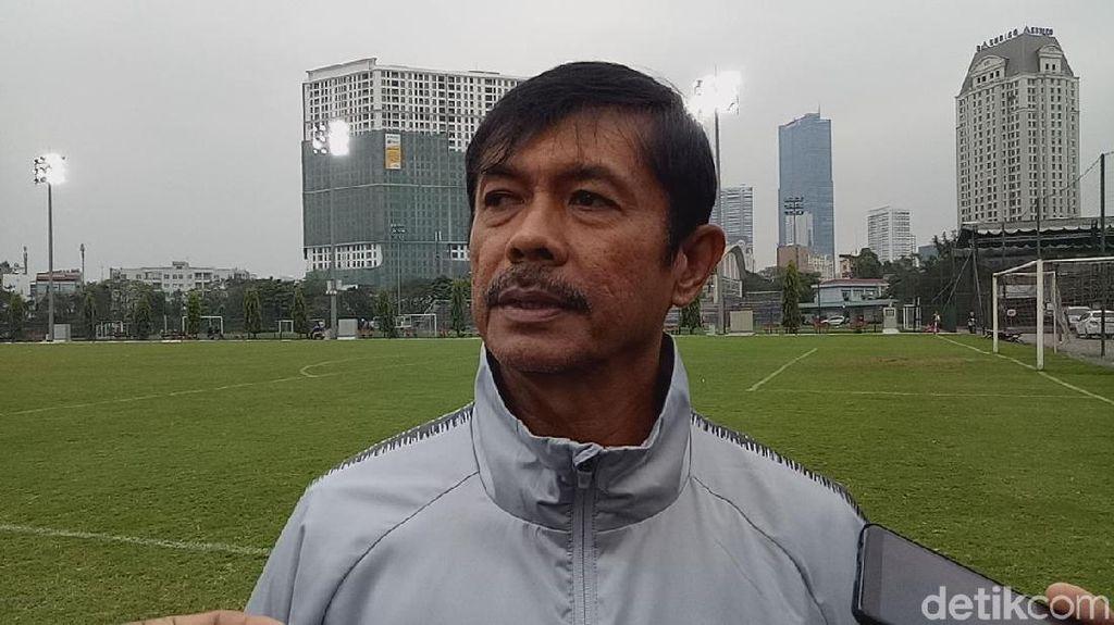 Indra Sjafri Janji Beri Kado Emas SEA Games untuk Menpora