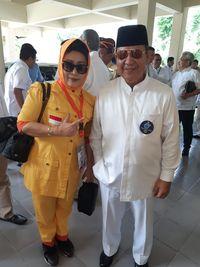 Selain Erwin Aksa, Ada Orang-orang 'Golkas' di Kampanye Prabowo?
