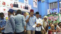 Kampanye di Jakut, Sandi Cerita Sudah Tunaikan Janji Setop Reklamasi
