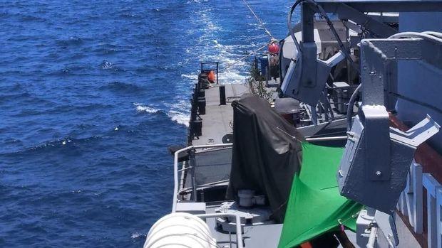 Tiga Kapal Ikan Vietnam Ditangkap di Laut Natuna