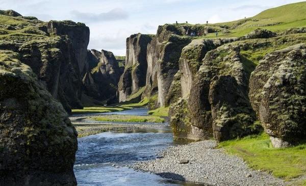 Islandia pun berhasil menduduki posisi juara bertahan di urutan pertama (Halldor KOLBEINS / AFP)