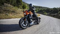 Bermasalah, Harley-Davidson Tarik Lagi Motor Listrik Livewire