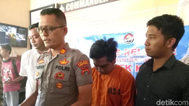 Gondol Laptop Staf PBB, Sopir Taksi di Bali Diciduk Polisi