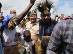 Prabowo: Kunjungan ke Merauke Lebih Terasa Pulang Kampung ketimbang Kampanye