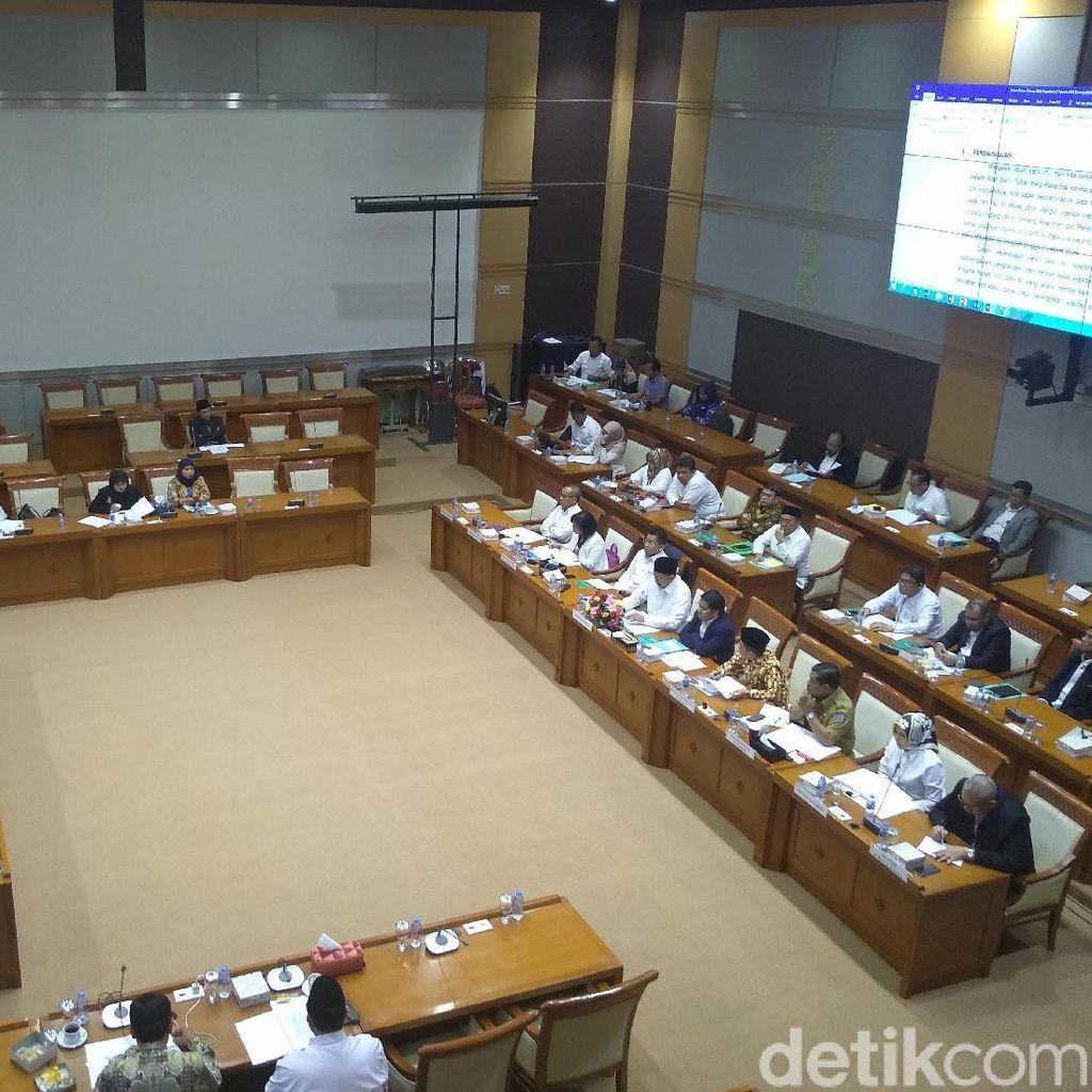 DPR-Pemerintah Sepakat RUU Pesantren Dibawa ke Panja
