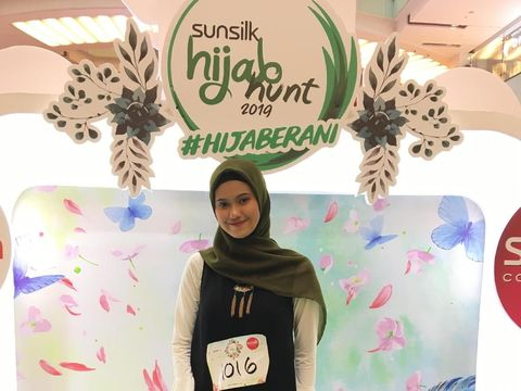 Kisah Penyanyi Bar Berhijab yang Jadi Peserta Sunsilk Hijab Hunt 2019