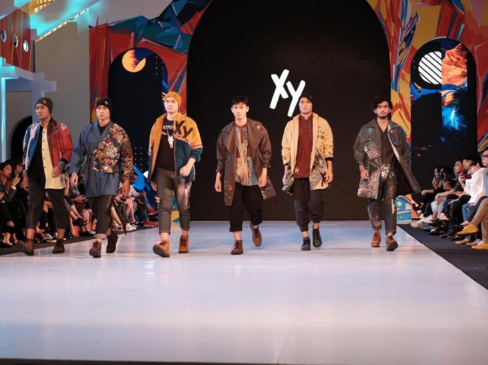 Koleksi terbaru XY dari Mel Ahyar. Foto: Silmia Putri/Wolipop