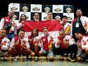 Indonesia Kuasai Kejuaraan Binaraga dan Fisik di Singapura
