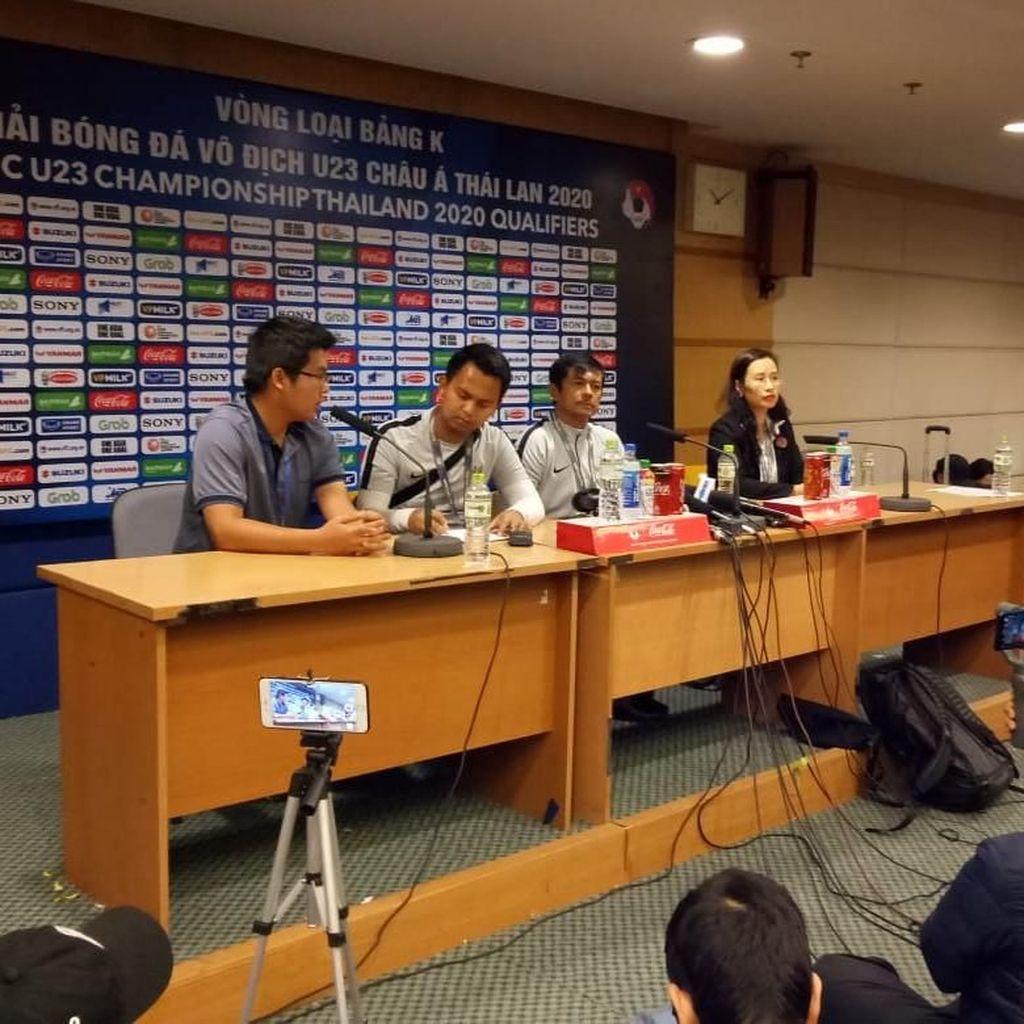 Indra Sjafri: Sepakbola Indonesia Tidak Mati Meski Gagal ke Piala Asia