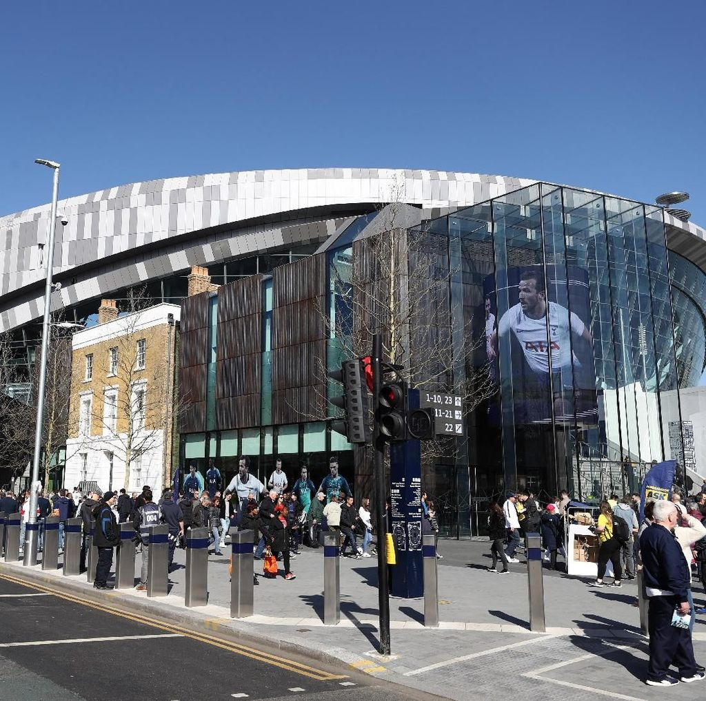 Stadion Baru Tottenham Akhirnya Digunakan, Pochettino: Rasanya Mau Nangis