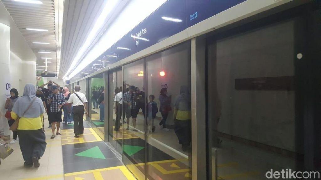 Rapat Tarif MRT Alot, Komisi C DPRD DKI Belum Sepakat Subsidi