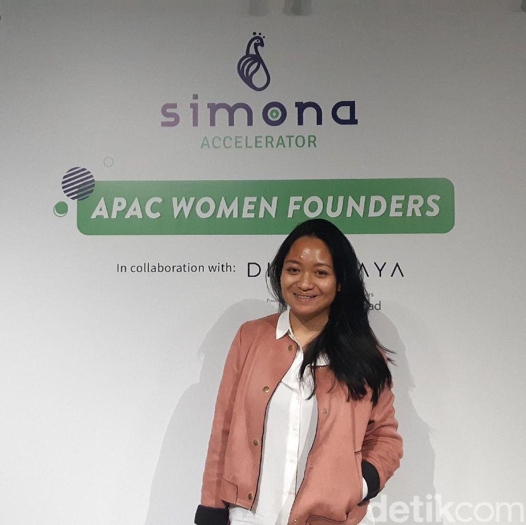 Simona Ventures Ingin Danai Startup yang Usung Kesetaraan Gender