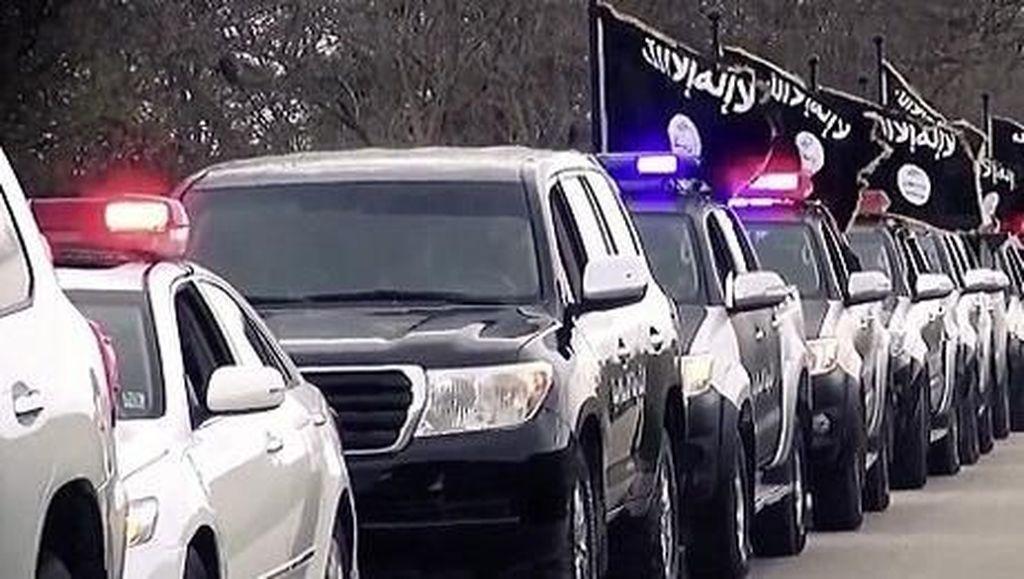 Mobil-mobil Ini Pernah Jadi Armada ISIS