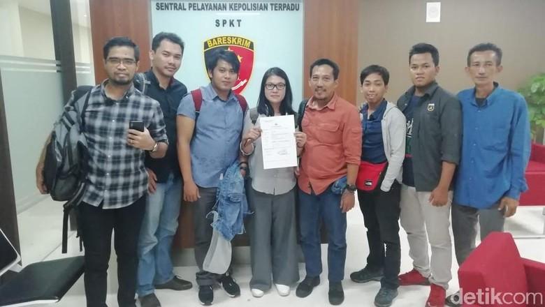 Koalisi LSM Laporkan Badan Pertanahan Papua ke Bareskrim Terkait HGU