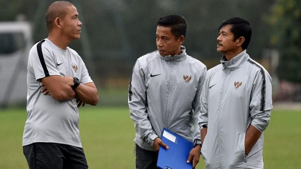 Nova Diminta PSSI Jadi Asisten Tae Yong di Timnas Indonesia