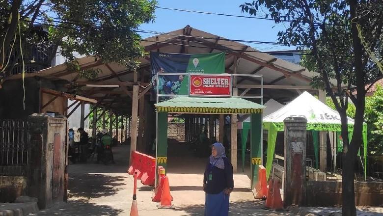 Ada Shelter di Stadela, Ojol Depok Diimbau Tak Mangkal di Bahu Jalan