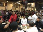 Puji Racikan Kopi Pemuda Dumai, Jokowi: Harga Lokal Rasa Internasional