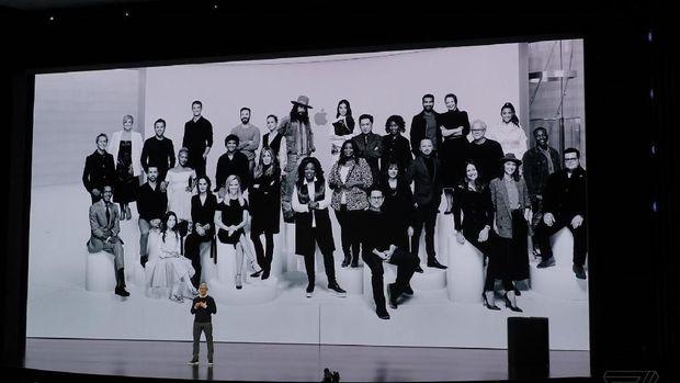 Tantang Netflix, Apple TV+ Bawa Steven Spielberg & Oprah