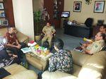 KPK Datangi Kanwil BPN Maluku Bahas Pencegahan Penggelapan Aset