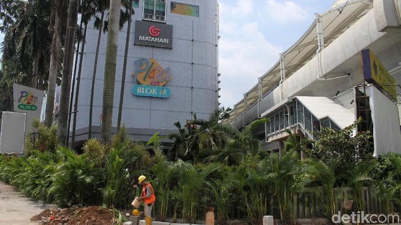Ilustrasi MRT Jakarta (Rifkianto Nugroho/detikcom)