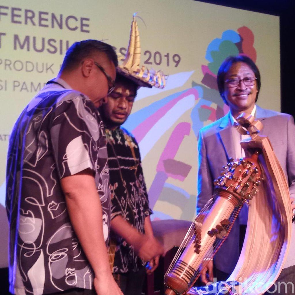 Indonesia Perdana Masuk Frankfurt Musikmesse, Bekraf Beri Dukungan