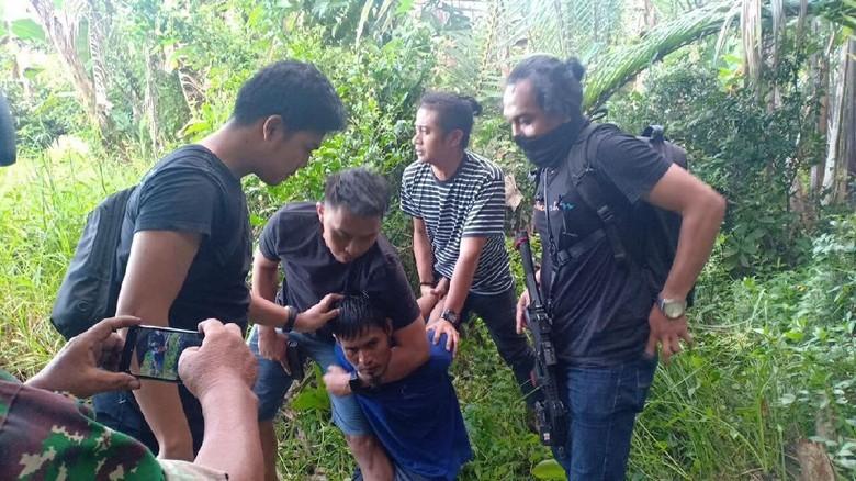 Polisi Tangkap Penikam Ibu dan Anak di Makassar