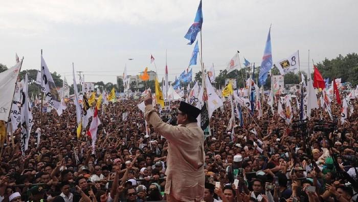 Prabowo Subianto (Dok. Prabowo-Sandi Media Center)