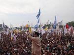 Sapa Warga Mataram, Prabowo: Sorotan Mata Saudara Ingin Perubahan