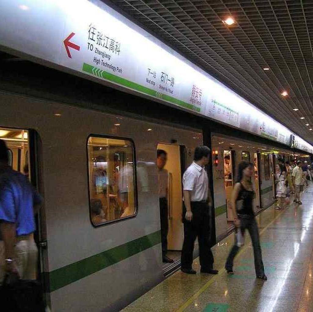 10 Sistem MRT Terbesar di Dunia