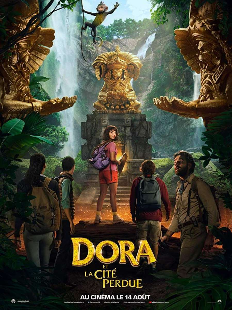 Dora The Explorer Live-Action Bukan Film Anak-anak