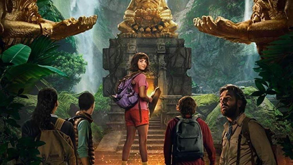 Live-Action Dora The Explorer Berpetualang Pecahkan Misteri Inca Kuno