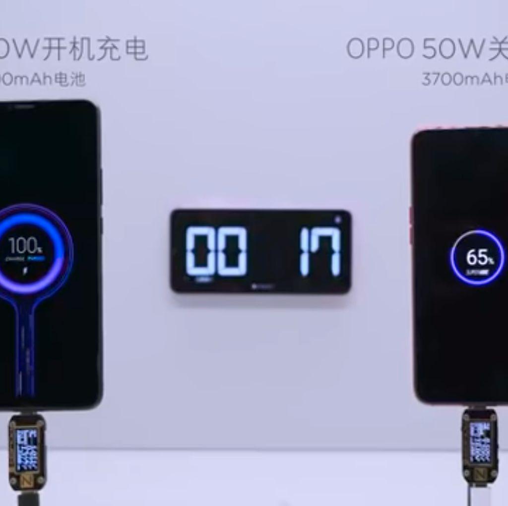 Xiaomi Pamer Charger Ponsel 100W, 0-100 Persen Cuma 17 Menit!