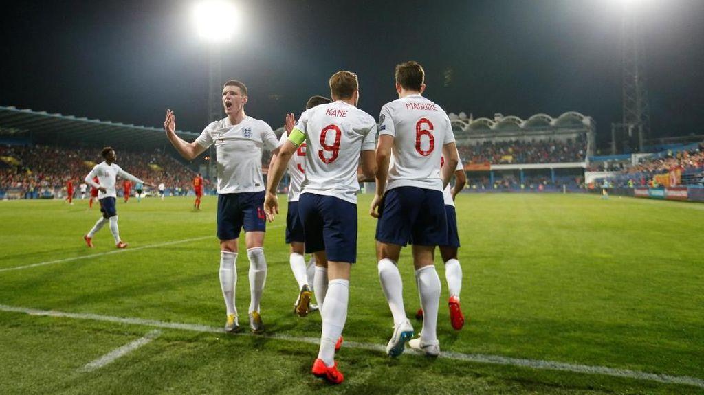 Inggris Pesta Gol Lagi