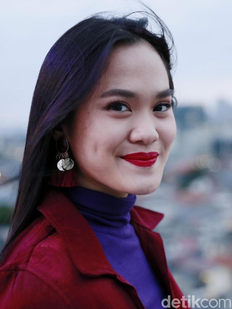Sheryl Sheinafia Foto: Asep Syaifullah/detikHOT